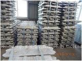 Слиток высокого качества главным образом алюминиевый для сбывания