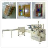 Biskuite Trayless Verpackungsmaschine mit Zufuhr