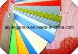 Bordure foncée solide de PVC pour des meubles de province de Shandong