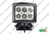 5 CREE de pouce 6PCS*10W 60W DEL hors de haute énergie de Road Fog Light Waterproof pour Truck (NSL-6006S-60W)
