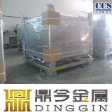 Envase alcalino del acero inoxidable IBC del almacenaje de la solución