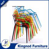Moderne Großhandelsreplik Emes seitlicher Stuhl Dsw Dsr Daw Dar Schwinglehnsessel-Eiffel-Aufenthaltsraum, der Plastik speist