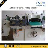Automatischer anhaftender Aufkleber-stempelschneidene Maschine