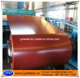 Bobinas de acero recubiertas de color de alta resistencia