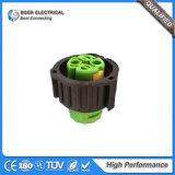 Conetor impermeável automotriz do sistema de cabo da iluminação do farol