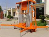 Plate-forme de travail aérien de plate-forme et levage de levage automatiques de ciseaux