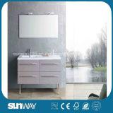 Мебель ванной комнаты MDF новой картины самомоднейшая с хорошие качеством (SW-1304)
