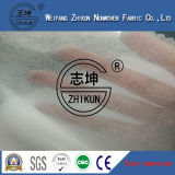 Tela não tecida hidrófila dos PP para tecidos do bebê dos produtos de higiene