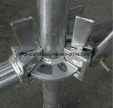 건설장비를 위해 시스템 비계 원장 또는 수평한