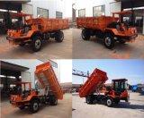 195t de Diesel van de Vrachtwagen van de Stortplaats van de mijnbouw Met motor