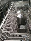 가득 차있는 자동적인 1000L/H 알몬드 우유 공정 라인