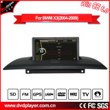 Lettore DVD dell'automobile di percorso di GPS per BMW X3 E83 con il USB video Bluetooth Hualingan
