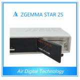 極度のValue Zgemma-Star 2s Twin DVB-S2 Tuner Enigma2 Satellite Receiver