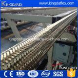 In hohem Grade abschleifender hitzebeständiger Stahldraht-umsponnener hydraulischer Schlauch R1 R2
