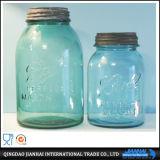 Traditionelles Essiggurke-Gemüsespeicher-Glas-Glas