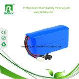 24V 36V 5ah 7ah 8ah 10ah 12ah Lithium-Batterie für elektrisches Skateboard