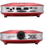 Mini-LED LCD Projektor Multimedia Fernsehapparat-HDMI