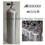 20liter水中アルミニウムスキューバタンク圧力への11.0liter