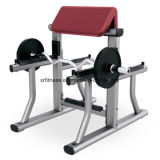 Banco Body Building Fitness Equipment Flexión de brazo