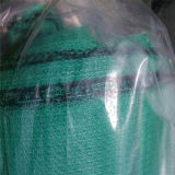HDPE Scaffold Shade Net con Protection UV
