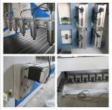 Alta macchina per incidere di CNC di falegnameria di Effciency dei 6 alberini