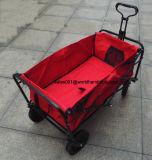 Carro de jardim de dobramento de dobramento do vagão de serviço público