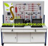 Amaestrador de enseñanza técnico del refrigerador del equipo del sistema de refrigeración de la compresión equipo educativo