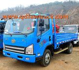 Caminhão de FAW, caminhão leve do camião do tigre 4X2 8ton
