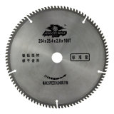Cutting Aluminum Profession TypeのためのTct Saw Blade