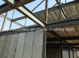 가벼운 시멘트 벽면 집