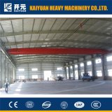 ユーザーのための1トンのElecricの起重機の単一のガードの天井クレーン