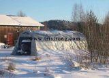 야영 천막, 작은 간이 차고, 천막 (TSU-1224)를 광고하는 대피소