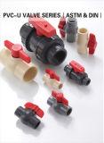 UPVC/CPVC de plastic Kleppen van de Controle, Kogelkleppen
