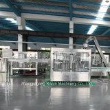 Installation de mise en bouteille automatique de l'eau minérale de Zhangjiagang