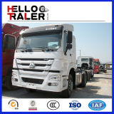HOWO 6X4 336HP 트럭 트레일러 디젤 엔진 Sinotruk 트럭 트랙터