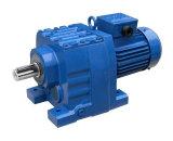 Motor helicoidal da engrenagem da série de R (R97)