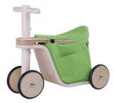 Carro novo e popular dos miúdos, bicicleta por atacado barata dos miúdos, brinquedo de madeira da bicicleta da venda quente para miúdos