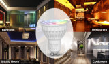projector do diodo emissor de luz de 4W GU10 RGB+CCT