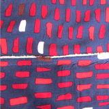 Tessuto di rayon della fibra artificiale per l'abbigliamento stampato delle donne della camicia