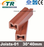 Joist composto do Decking do Joist de WPC