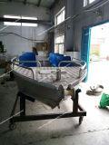 Schönes Aluminiumlegierung-materielles Boot verwendet im grossen Meer