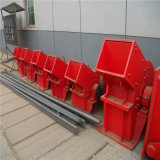 China fêz o triturador de martelo da eficiência elevada para a ganga de carvão