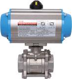 Двойное действие привода пневматического клапана (Hat-75D)