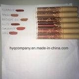 Día de fiesta líquido mate Lipgloss del lápiz labial del color de la edición 6 del día de fiesta de Kylie