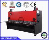 Tosquiador de corte da folha de metal da máquina da guilhotina hidráulica de QC11Y