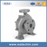 Bâti fait sur commande de corps de valve d'acier inoxydable de bonne qualité de fonderie