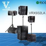 Аудиоий громкого диктора Vrx932la 12 '' двухстороннее пассивное активно миниое