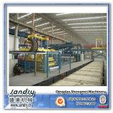 Machine de moulage de processus de moulage de bâti en métal de fonderie de vide