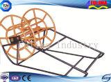 Cilindro de cabo elétrico enorme soldado da camada dobro para o fio e o cabo (CR-004)