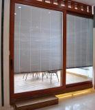 Puertas de aluminio elegantes para Patio con la Norma Internacional